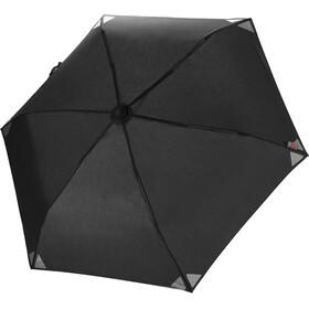EuroSchirm Light Trek Ultra Umbrella black reflective
